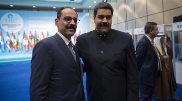 maduro in Istanbul