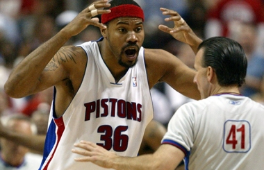 C - Rasheed Wallace