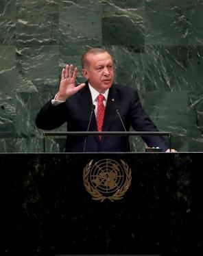 erdoğan UN