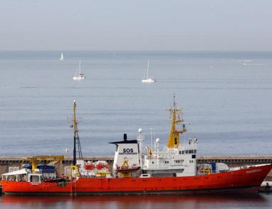 Aquarius refugee ship