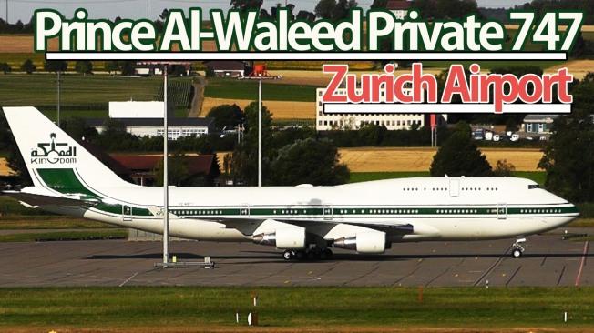Saudi plane
